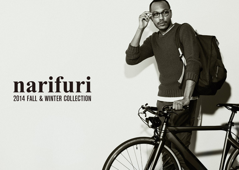 narifuri 2014 F/W Collection