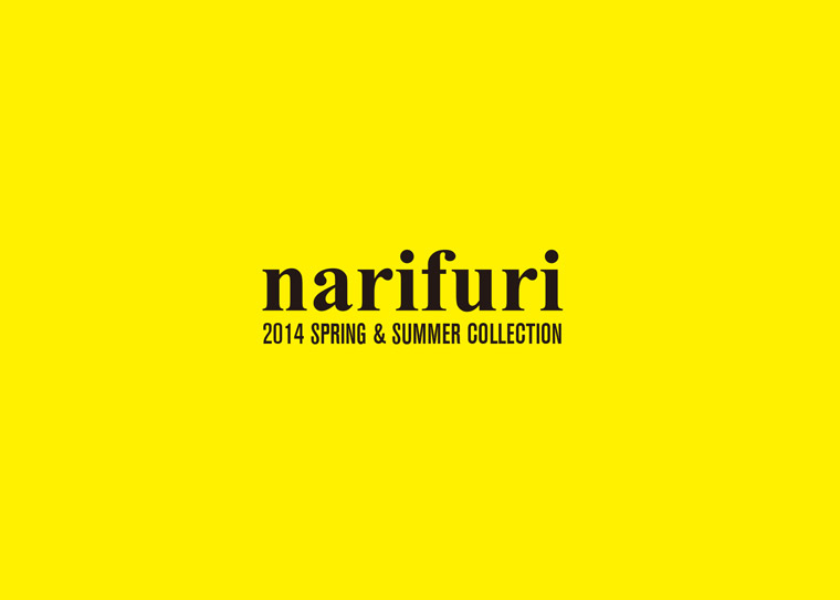 narifuri 2014 S/S Collection