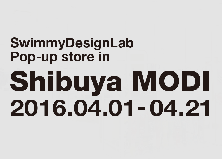 160401 Popup Store in 渋谷MODI