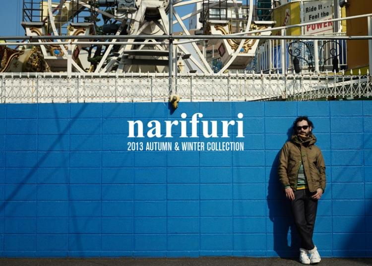 narifuri 2013 A/W Collection