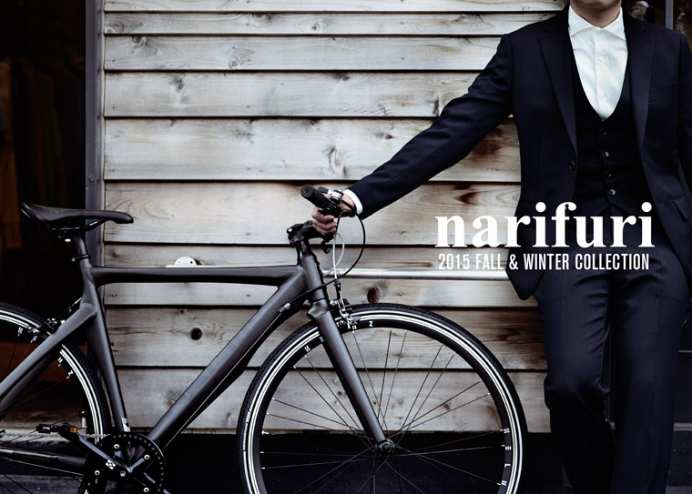 narifuri 2015 F/W Collection