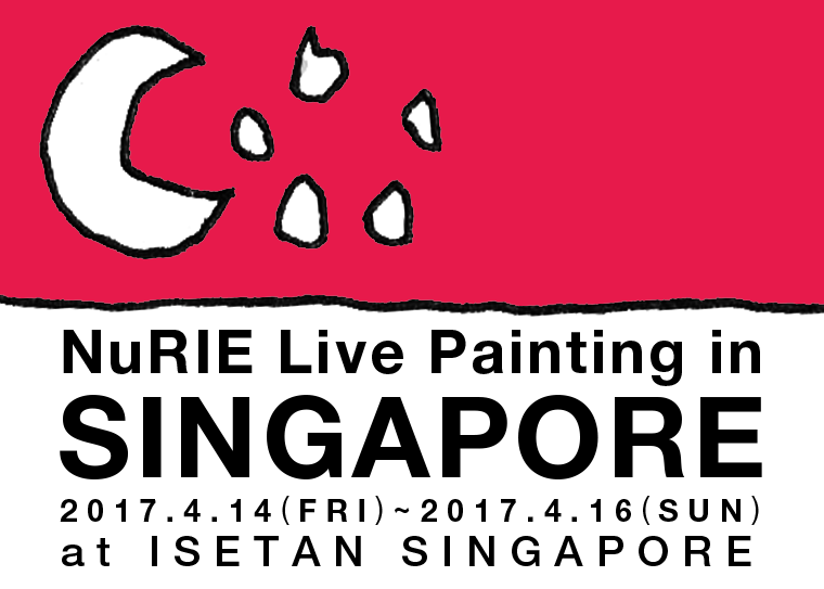 Live Painting in Singapore